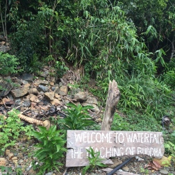 Sabang Water Fall
