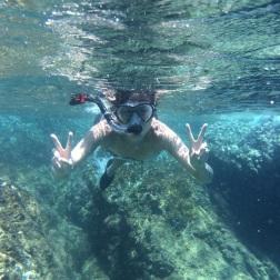 Snorkeling adventures in Palawan!