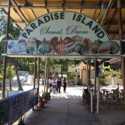 Paradise Island!
