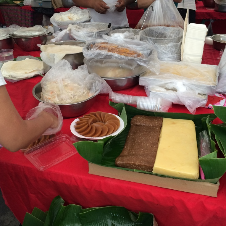 The Sunday Market in Manila, Philippines