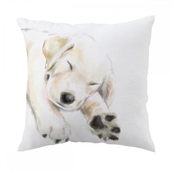 lab-pillow